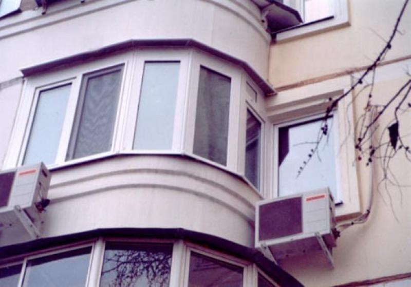 Остекление балконов и лоджий - остекление балконов и лоджий .